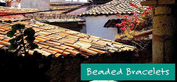 Beaded Bracelets banner