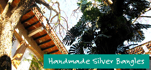Silver Bangles banner