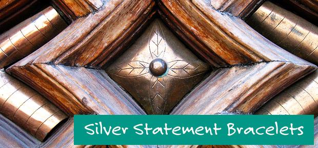 Statement Bracelets banner