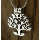Tree of Life Silver Pendant (Small)