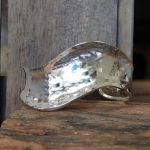 Chunky Hammered Mexican Cuff
