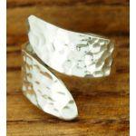 Envuelto Silver Ring