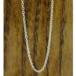 """18"""" Silver Trace Chain"""