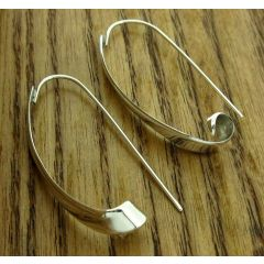 Remolino Silver Earrings