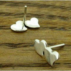 Double Sweetheart Stud Earrings (70)