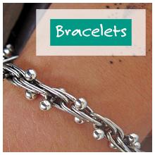 Bracelets - Silver Bubble Jewellery