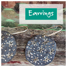 Mexican Silver Earrings